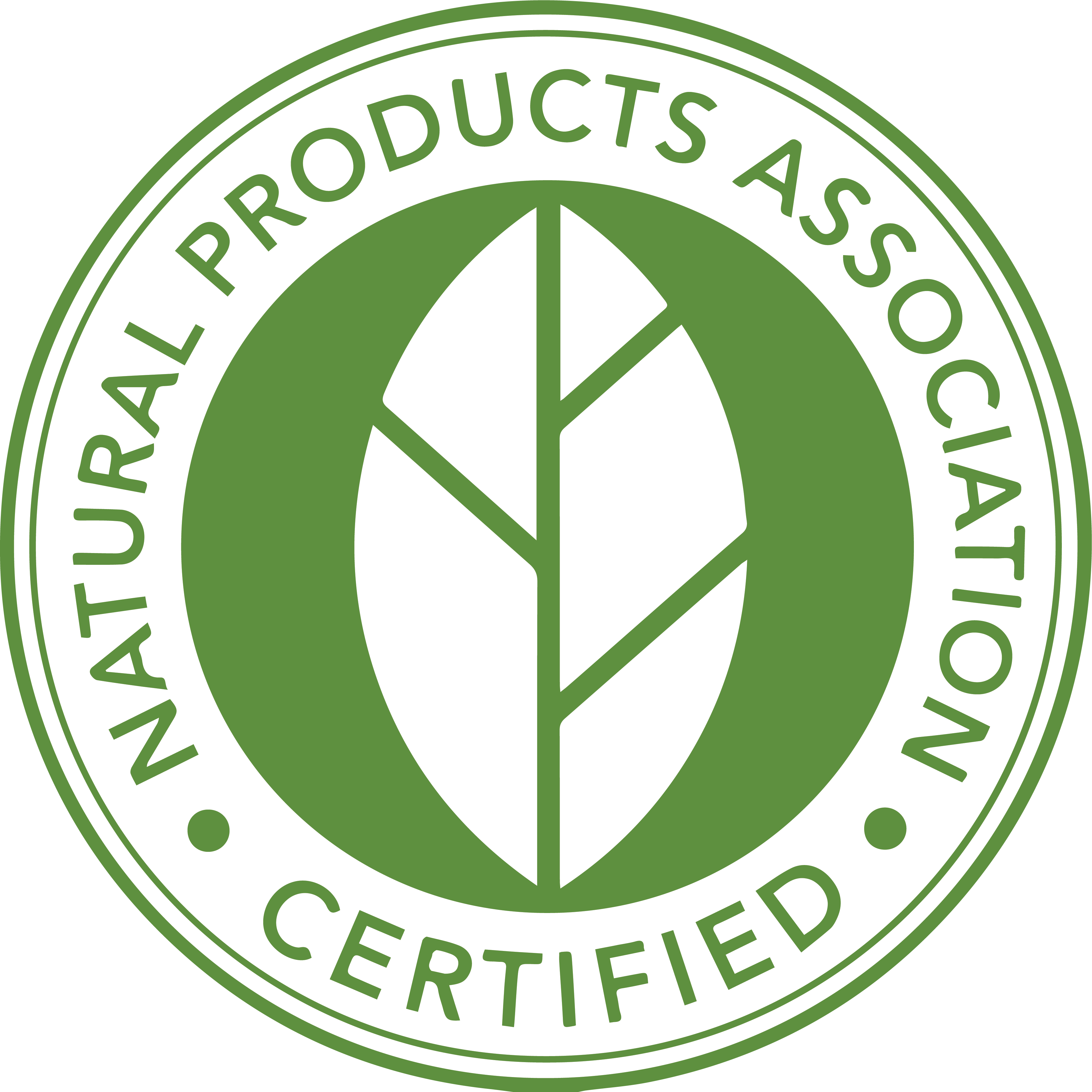 CERTIFIED NATURAL
